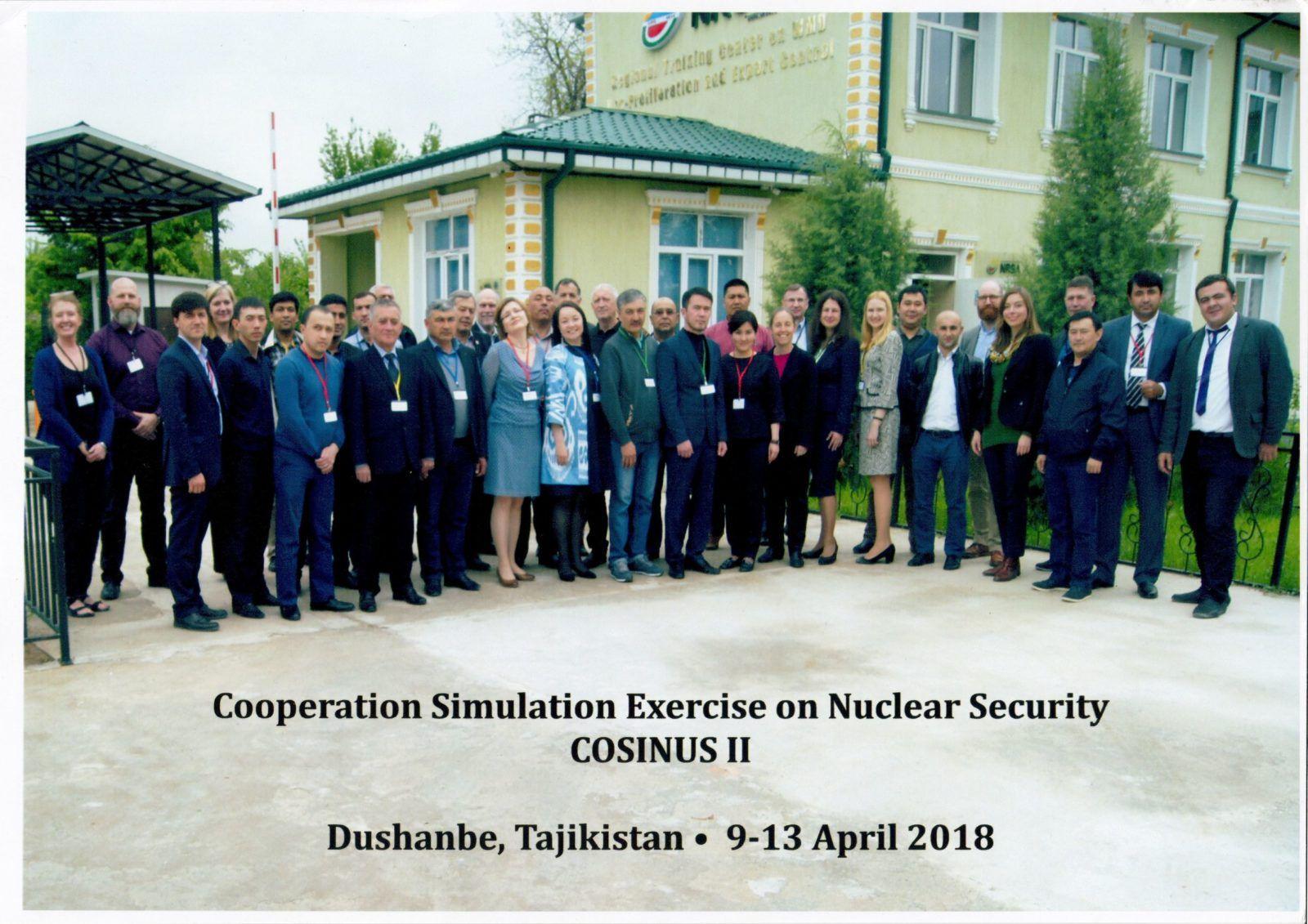Учения по ядерной безопасности COSINUS II