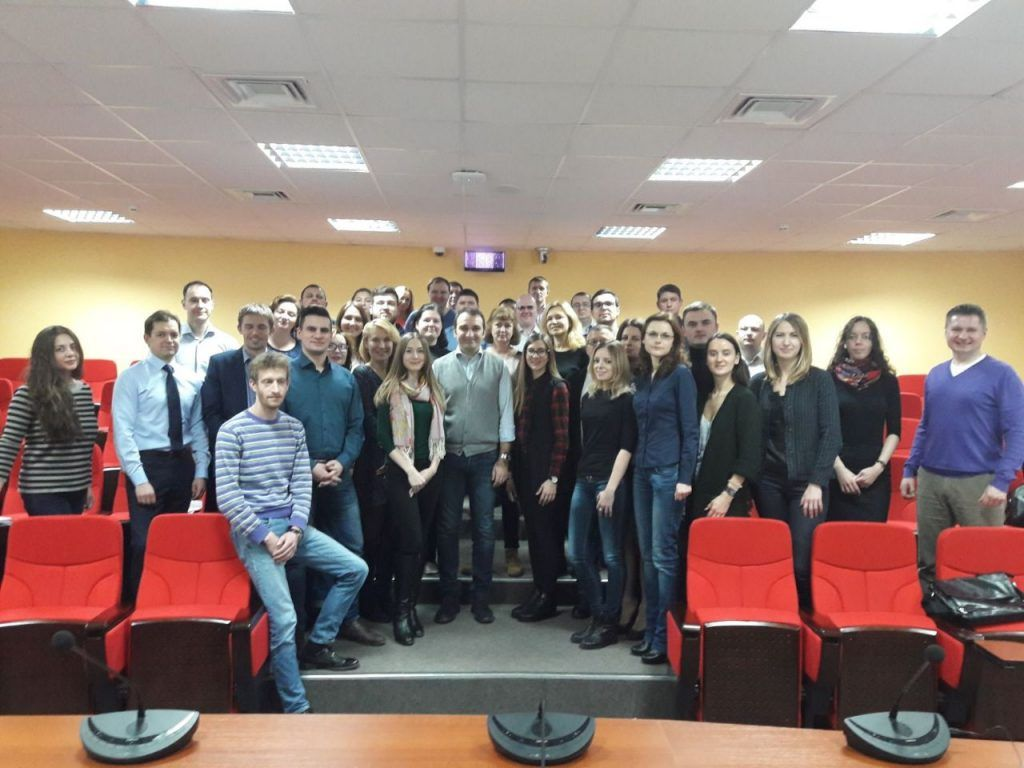 Lectures by Politecnico di Torino professors at Gubkin Russian State University of Oil and Gas