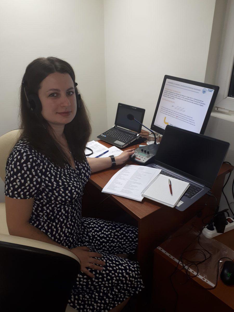 Лекции в РГУ Губкина